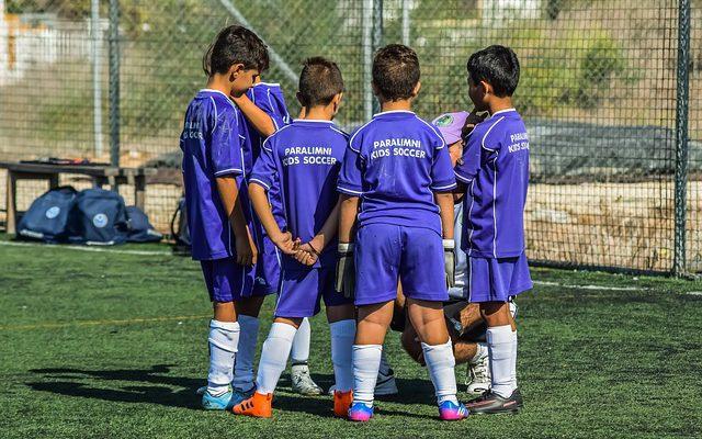 fodbold i skolen