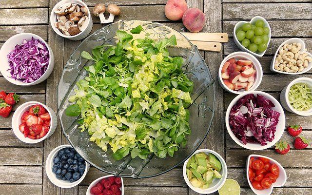 sundt salat